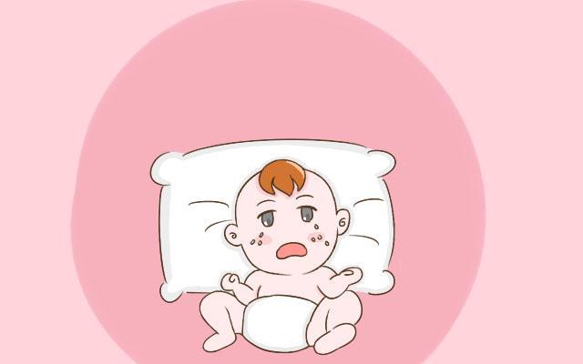 宝宝睡觉时有这3种表现, 暗示很可能是生病了, 爸妈别大意