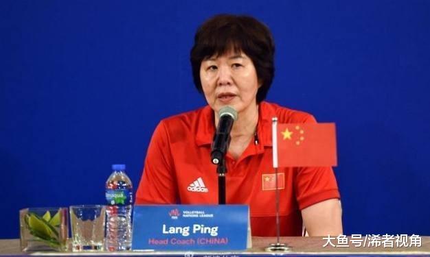 高兴! 中国女排红星专访释放主动疑号: 郎仄无望再培育种植提拔出一个墨婷