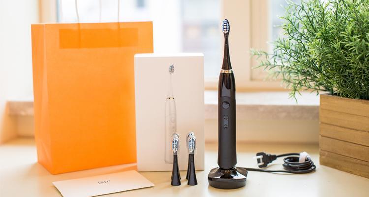 超声波电动牙刷的选品指南: 洁净美齿声波净白