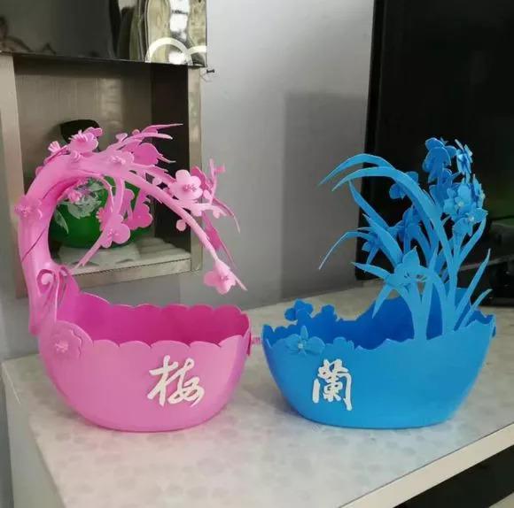用完的洗衣液桶, 咔嚓剪2刀, 1年的花盆都不用买了, 省大笔钱!