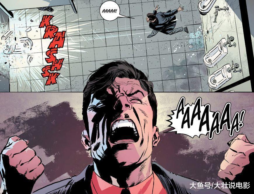 猫女逃婚, 蝙蝠侠心态崩溃暴打急冻人, 夜翼无奈代替蝙蝠侠!