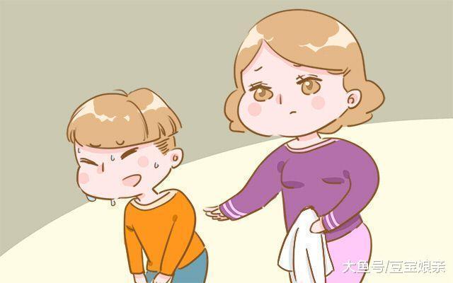 秋冬季节, 宝宝在这4种情况下最易着凉, 家长要当心