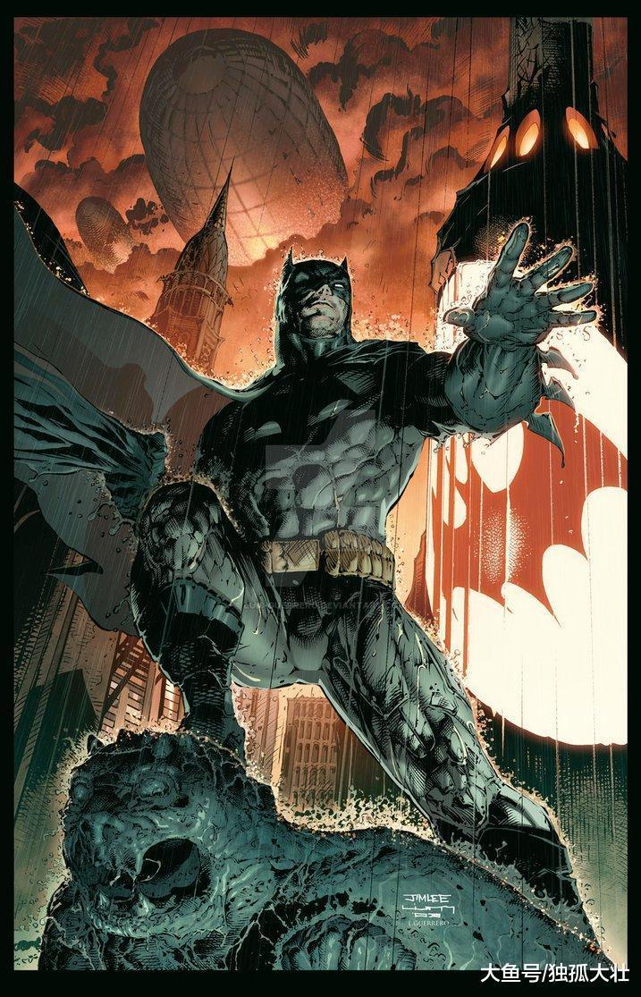 蝙蝠侠真的不需要爱情吗? 平行世界的蝙蝠侠大多数命运凄惨!