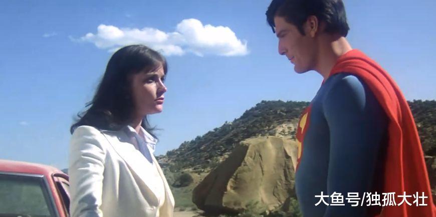超人比闪电侠还要逆天? 逆转时间拯救自己的女友!