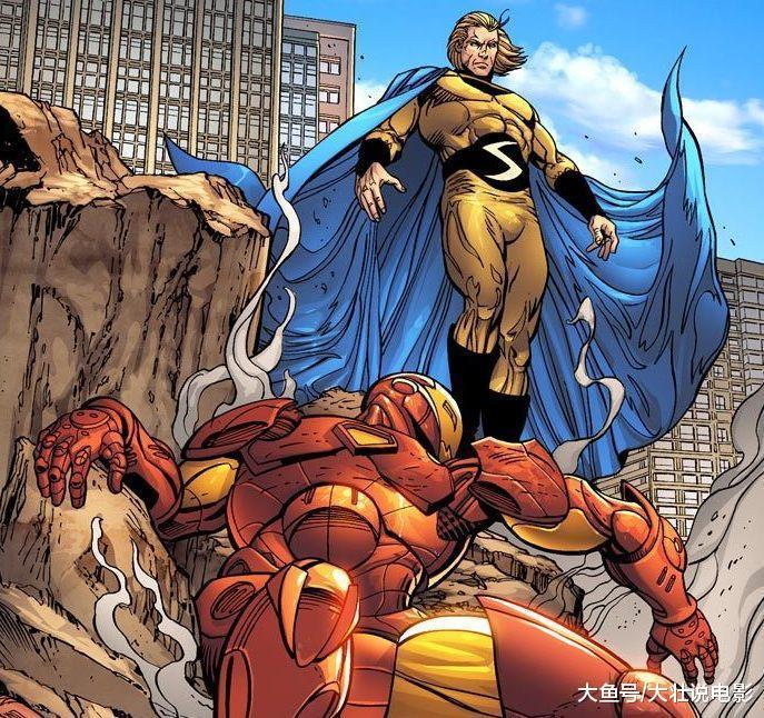 哨兵成为漫威最强战力英雄, 一拳打爆星球, 还有比他更厉害的吗?