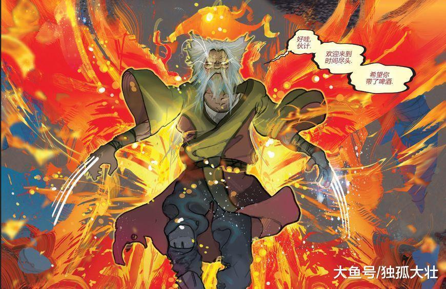 老年雷神决战王者洛基, 当宇宙已经走到了尽头, 该如何拯救世界?