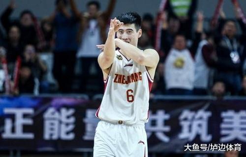 中国男篮新进展! 99年知名小将爆砍39分, 国度队将来有他一席之天