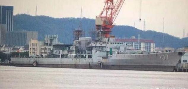 好国人刚对江北长兴制船坞找茬, 风趣的是, 随后一张照片让其尴尬