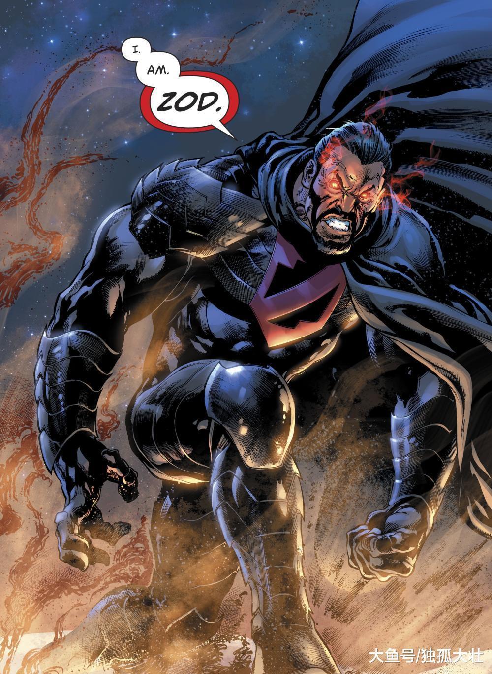 《超人》佐德将军心中的梦想, 和超人一起重建氪星!