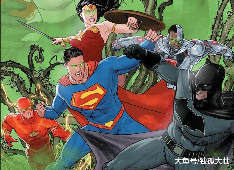 蝙蝠侠将面临的最大敌人, 隐藏在哥谭市中的反派联盟!
