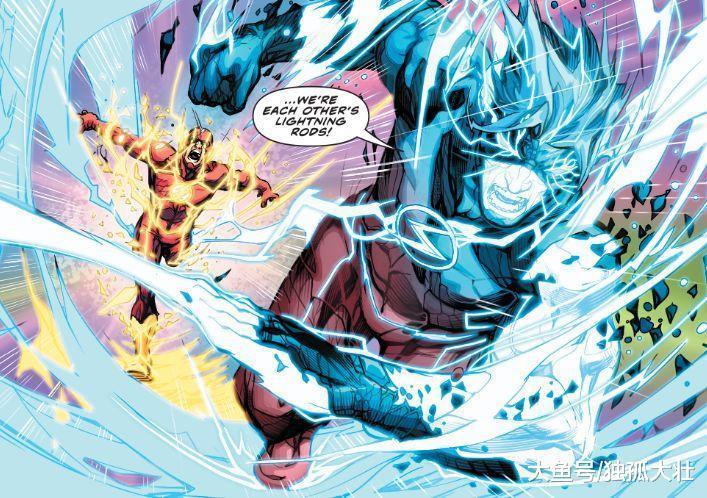 闪电侠无法改变的悲剧, 被困在神速力中数年, 现在又被编剧祭天!