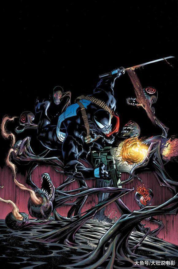 《毒液》横行宇宙的共生体之神, 竟然在地球被人打败!
