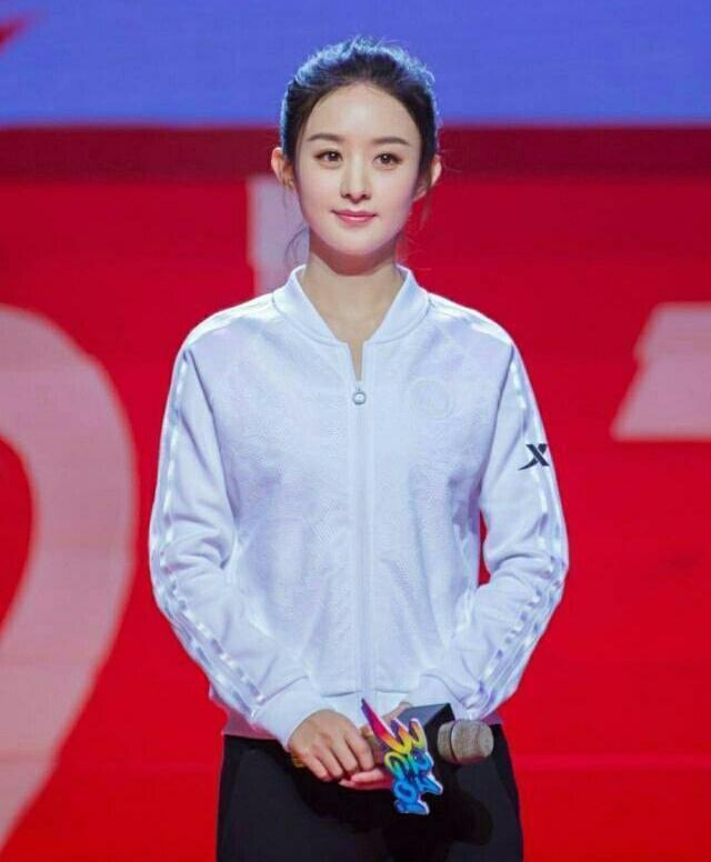 明星权力榜华语女演员第152期, 赵丽颖重回榜单第一位