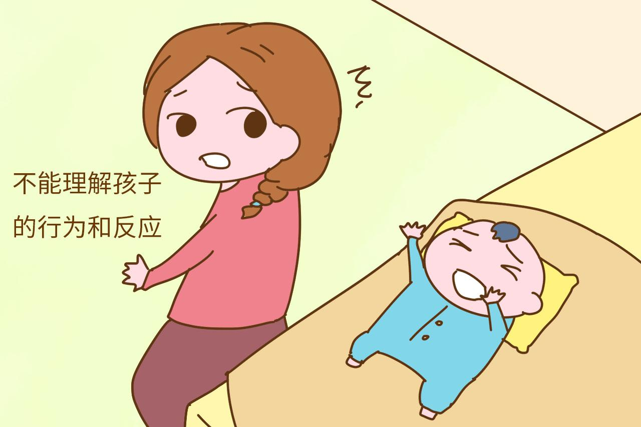 0――4个月孩子的触觉发育指标, 看看你家孩子落后了没