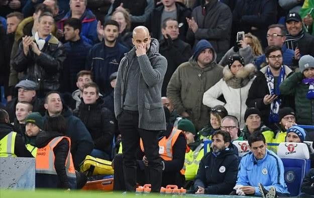 瓜帅再逞强: 此时利物浦强于曼城 前5名皆有夺冠能够