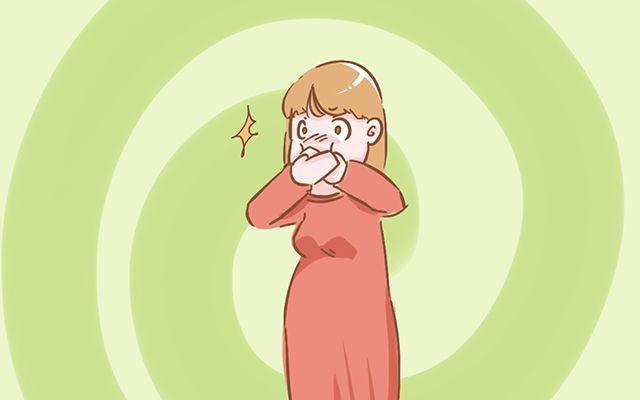 孕晚期, 准妈妈们常会有这种生理反应, 如何解决你需要做好这些事