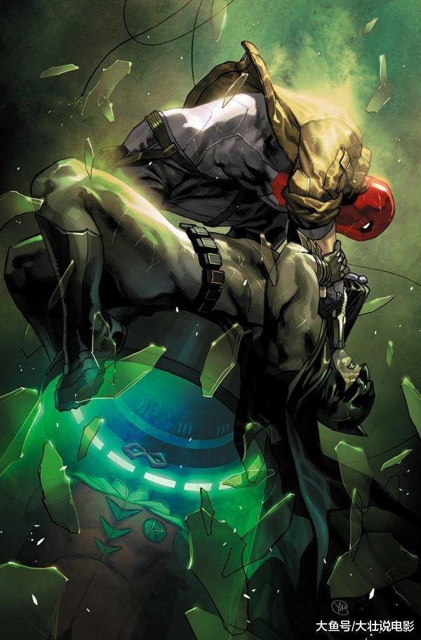 《红头罩》蝙蝠侠家的红头罩又黑化了! 杰森你真的够了!
