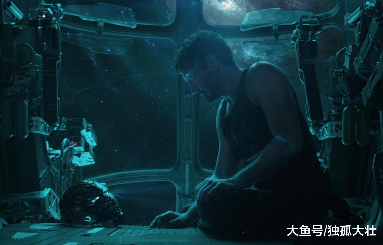 《复仇者联盟4: 终局之战》钢铁侠面临危机, 被困太空回不来了?