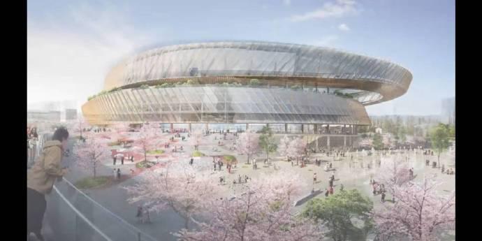 申花新闻官: 申花主场革新仍然处于招标, 最早2021年完工