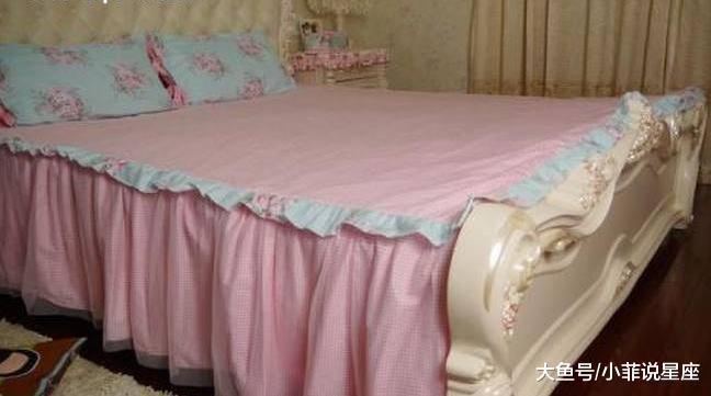 床上切切不要泛起那几样器械, 有钱人皆避开, 如今支起去还不早