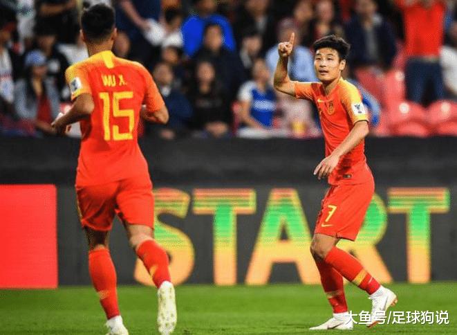 打动!武磊透露受伤之后对峙的本果,曾经把目光锁定2022世界杯