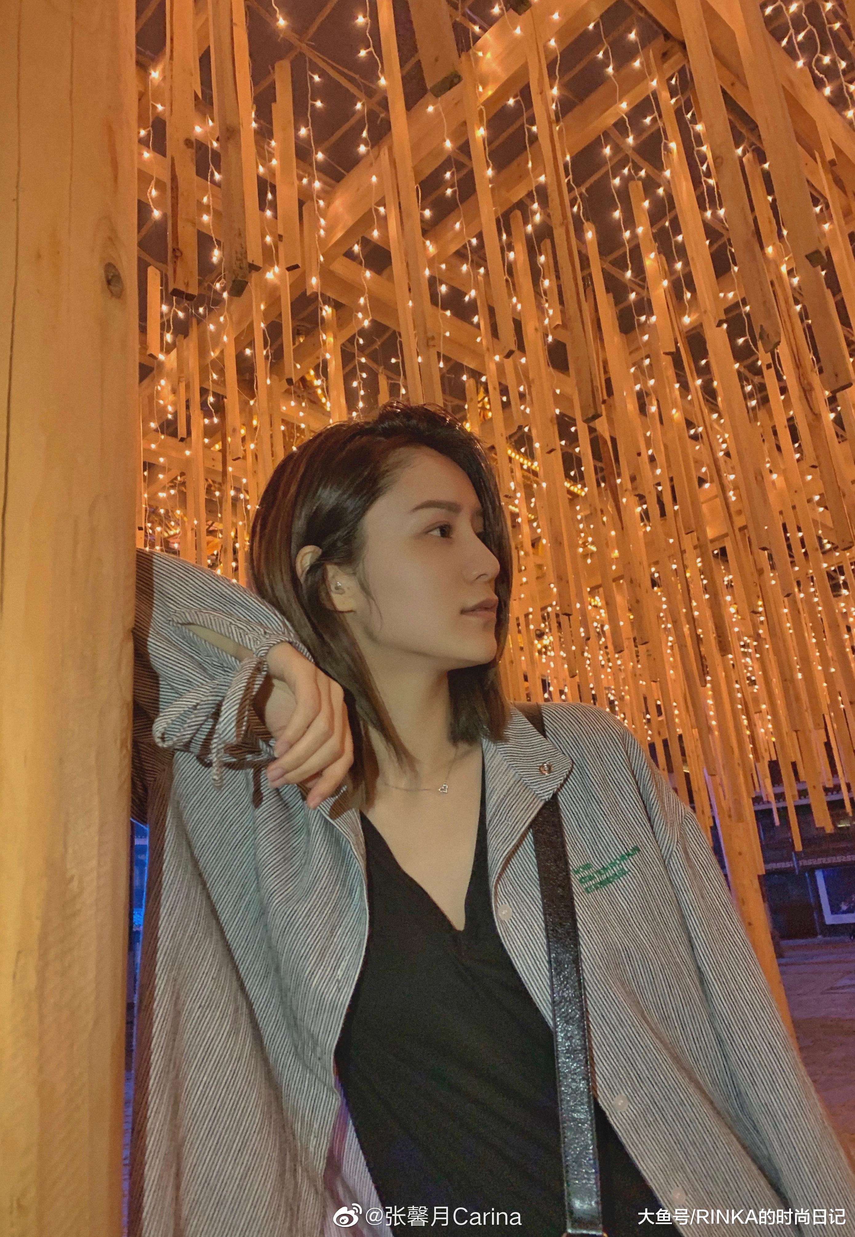 林峰女友520低调示爱,恋爱之后衣品大幅提升,网红气质荡然无存