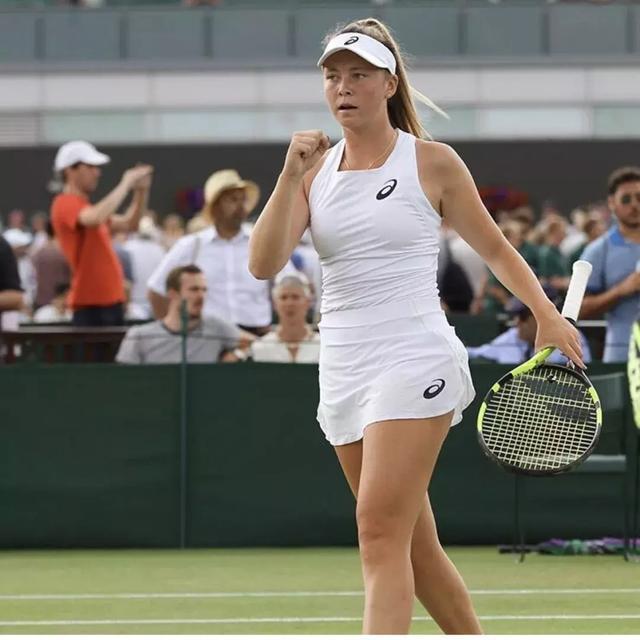 走近美国女子网球后备力量
