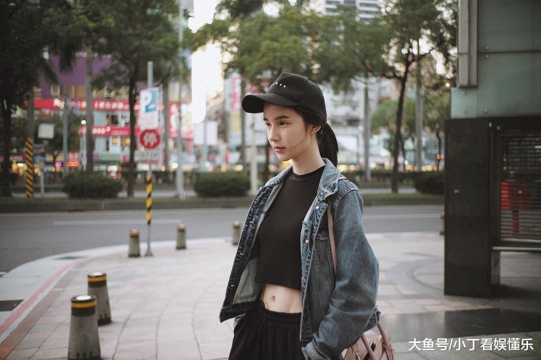 泰版Angelababy现身台北!露腹肌整赘肉身段超火辣