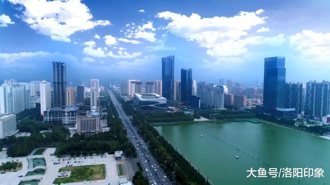 欣喜:洛阳那条路将计划为高架,有效减缓周边交通拥堵