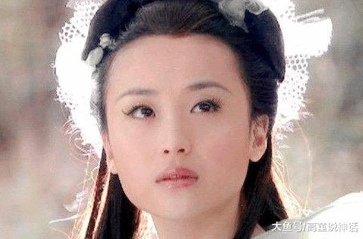 她是神雕中唯一因杨过而死的女子,得不到杨过,却把性命给了杨过