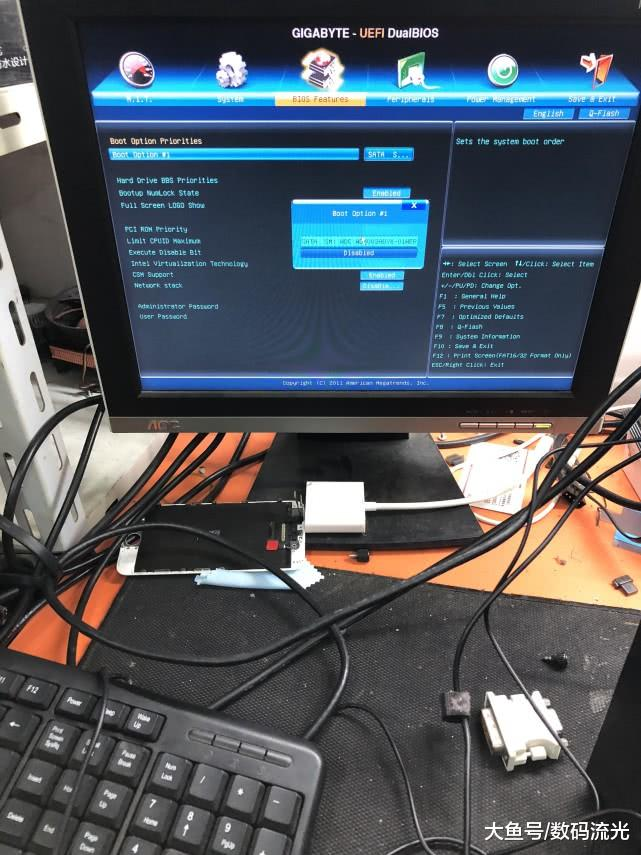 电脑小白真是太可怕了,M.2硬盘敢这么装,我还是头一次遇到!