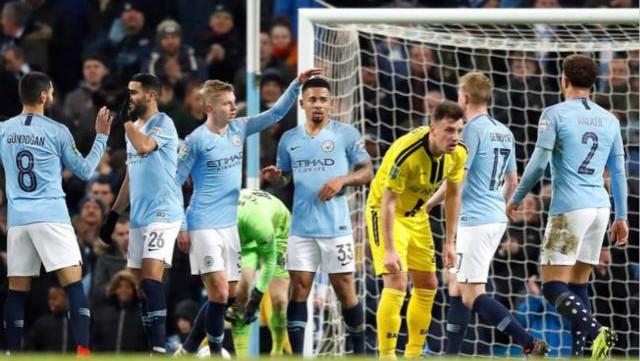 9比0! 曼城两战狂轰对手16球, 这是被利物浦刺激了?