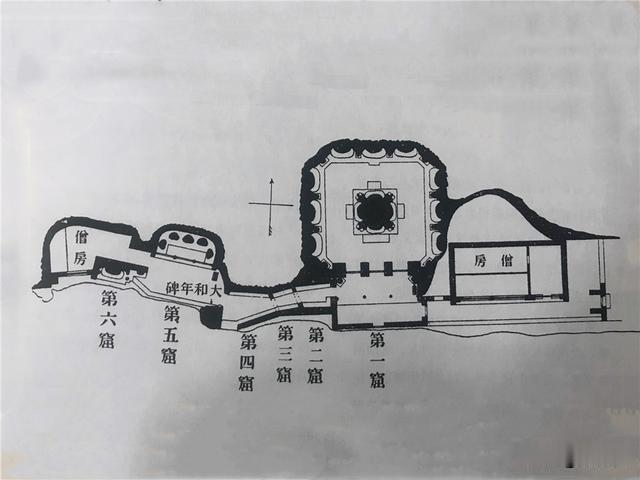 北魏开凿的石窟珍宝:辽宁义县万佛堂东区石窟与佛像艺术