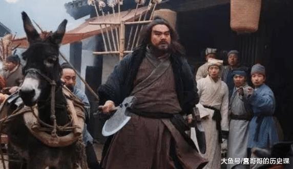 他是梁山上独一的实铁汉,遗憾已当选108将,坐了功反而被宋江逼死