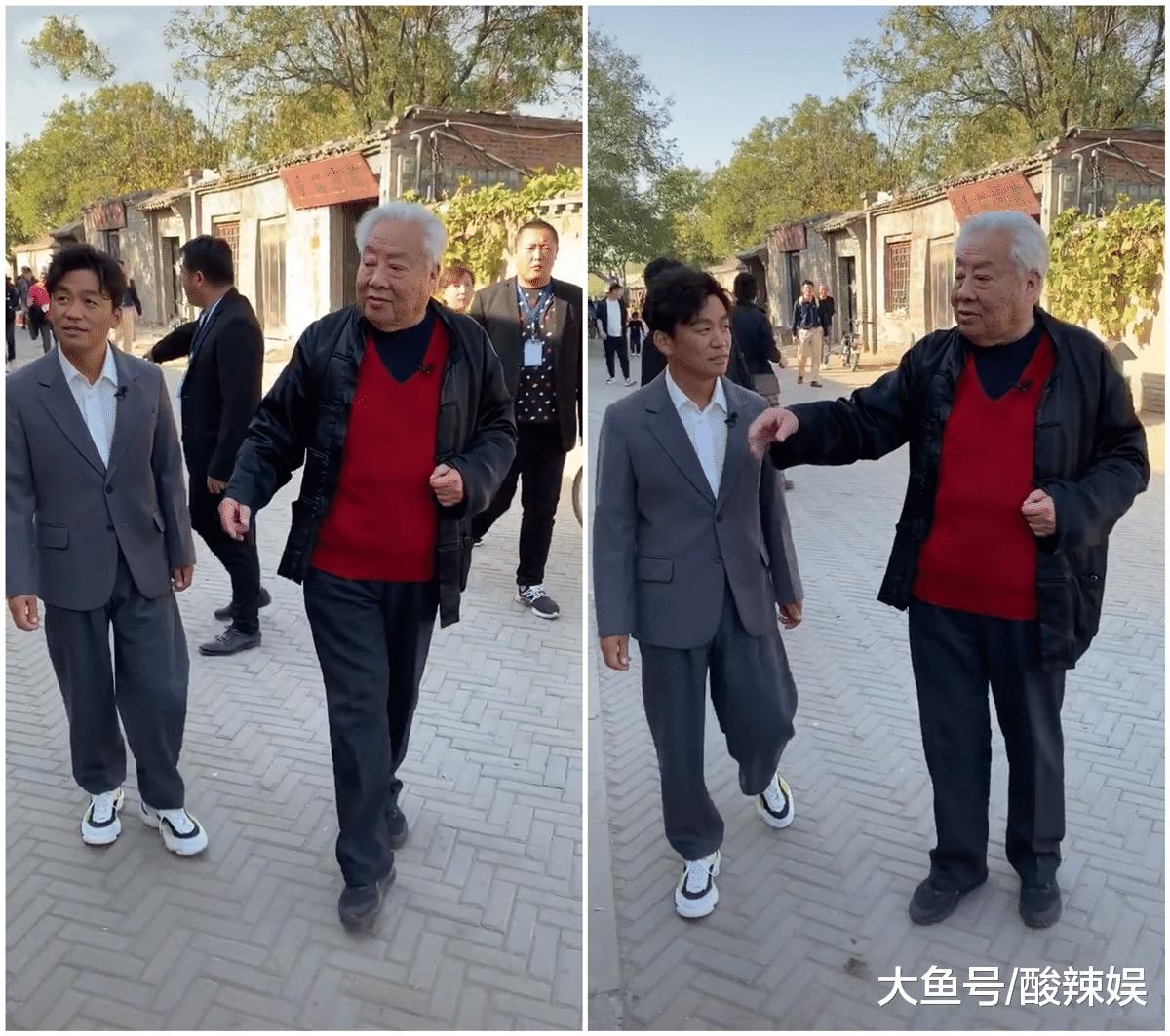 王宝强真是越来越时尚了!这样的打扮和李易峰朱一龙有什么区别?