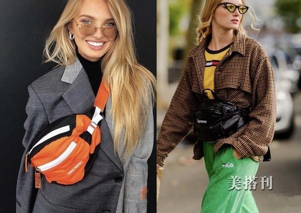 冬季已经走过一半,两款小包多种穿搭让你潮到明年开春