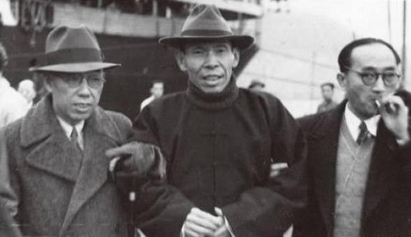 气吞山河的青帮年夜佬杜月笙为安在香港出有打出本身的寰宇