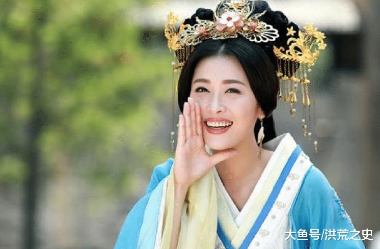 现代最有名的5位公主,李世平易近的姐姐上榜,排第一的是嬴政的乳母