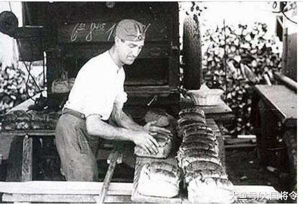 二战时德军的炊事程度如何?也只要好国可以或许和德军炊事媲好