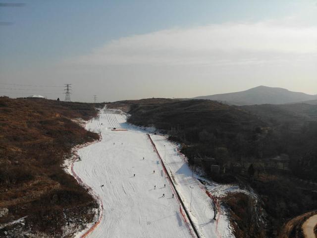 一位女孩的滑雪日志