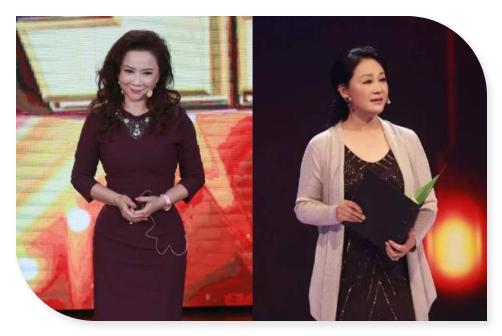 当57岁蔡明遇上56岁王姬,整容过度和自然老去的差别一看便知