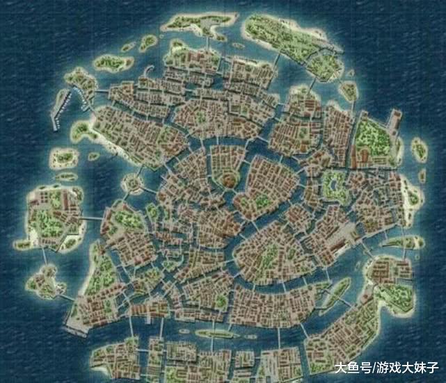 玩家自制吃鸡新地图,细节满满获得网友称赞,官方现身点赞此地图