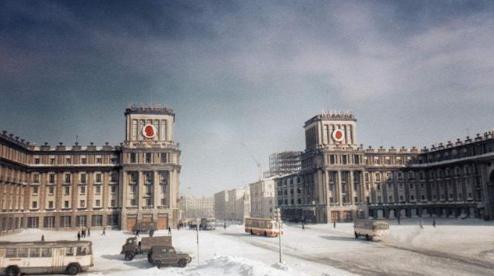 """世上唯一下""""黑雪""""的城市, 极难生存, 就在亚洲, 靠近中国!"""