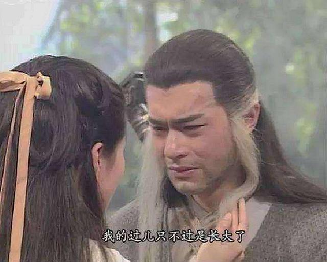 为什么小龙女叫杨过十六年后相见?是不是小龙女知道自己怀孕了?