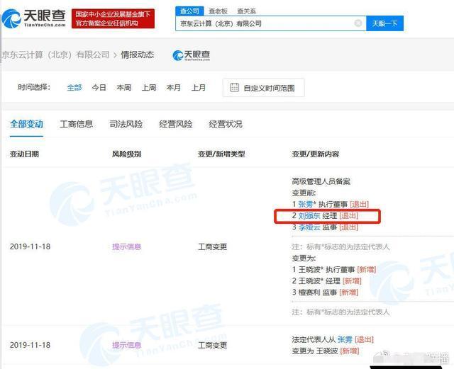 """刘强东突然卸任,结果会是""""人财两空""""?网友:且行且珍惜"""