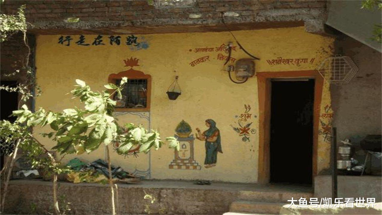 印度最平安的村庄: 家家户户400年出拆过防匪门, 银止皆不拆门
