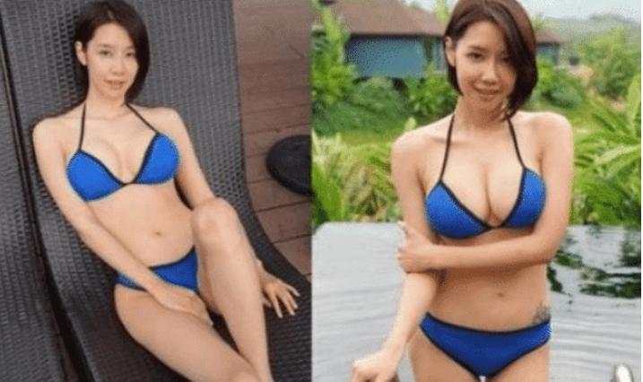"""艳压林志玲成为""""台湾第一美女""""? 假面甜心, 原来你是这样的郭雪芙!"""