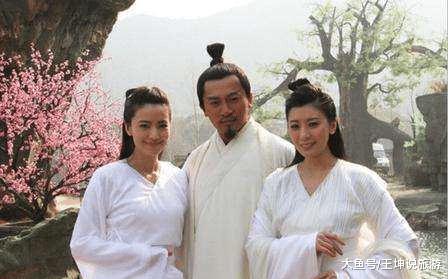 天龙八部:苏有朋一把年数,还能坐拥高圆圆贾静雯