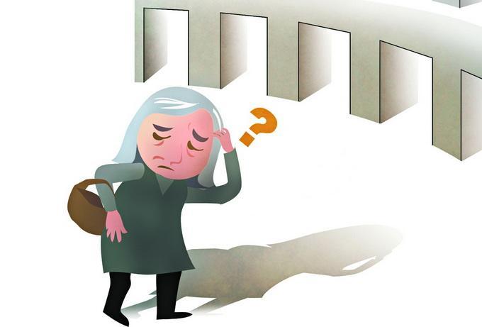 老年人的心思流动是如何转变的?