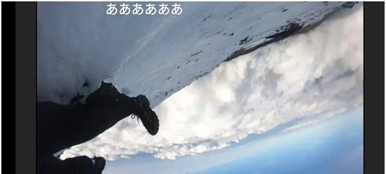 富士山 滑落事故